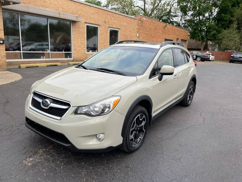 2014 Subaru XV Crosstrek for sale at Auto Sport INC in Grand Rapids MI
