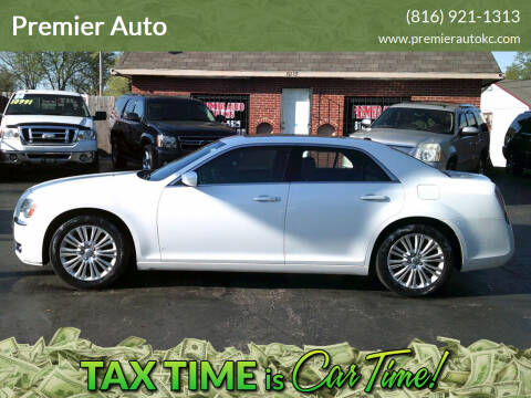 2013 Chrysler 300 for sale at Premier Auto in Independence MO
