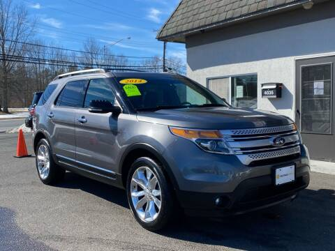 2014 Ford Explorer for sale at Vantage Auto Group in Tinton Falls NJ