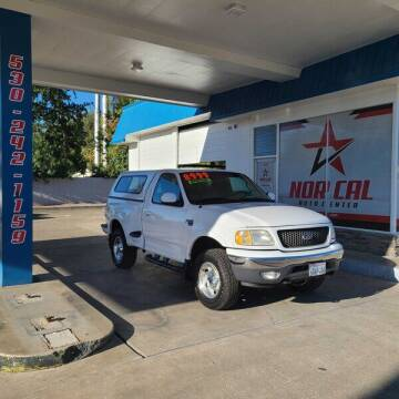 2000 Ford F-150 for sale at Nor Cal Auto Center in Anderson CA