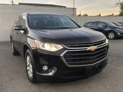 2018 Chevrolet Traverse for sale at BICAL CHEVROLET in Valley Stream NY