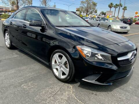 2016 Mercedes-Benz CLA for sale at Charlie Cheap Car in Las Vegas NV