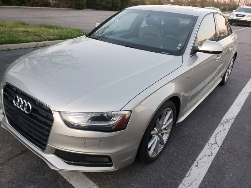 2014 Audi A4 for sale at Dad's Auto Sales in Newport News VA