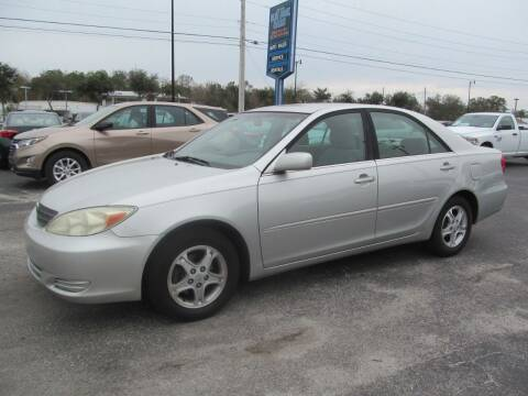 2003 Toyota Camry for sale at Blue Book Cars in Sanford FL