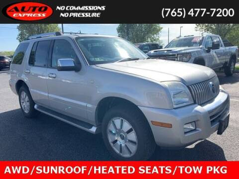 2006 Mercury Mountaineer for sale at Auto Express in Lafayette IN