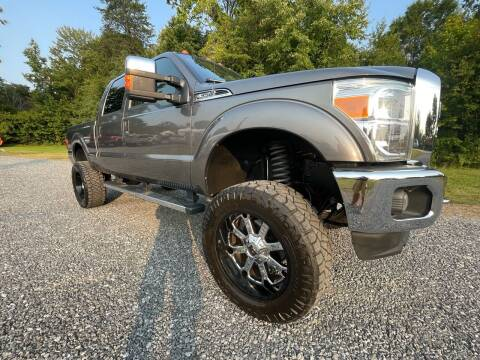 2012 Ford F-350 Super Duty for sale at Priority One Auto Sales - Priority One Diesel Source in Stokesdale NC