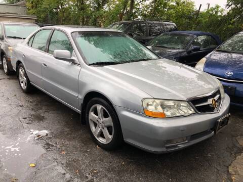 2003 Acura TL for sale at Autos Under 5000 + JR Transporting in Island Park NY