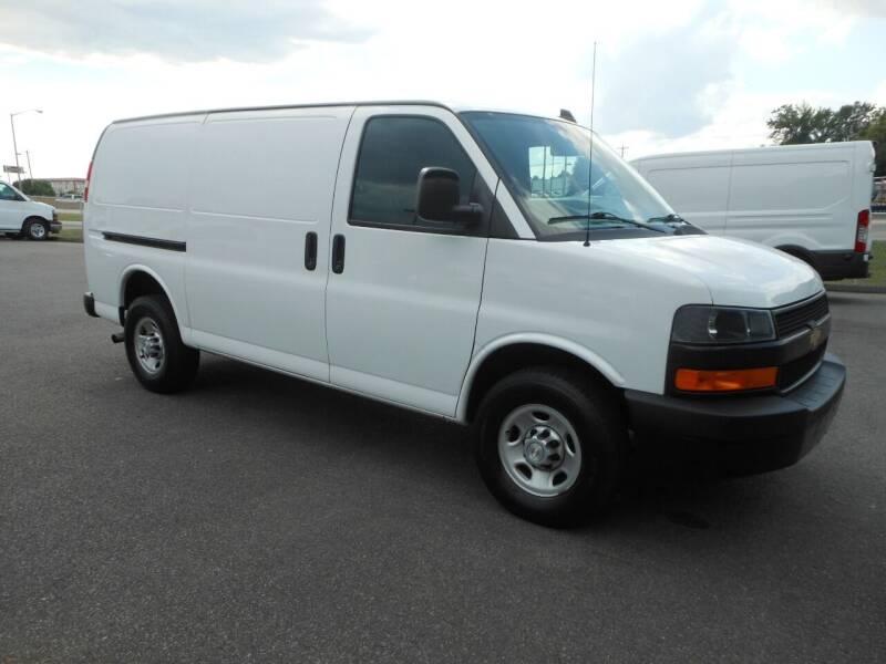 2018 Chevrolet Express Cargo for sale at Benton Truck Sales - Cargo Vans in Benton AR