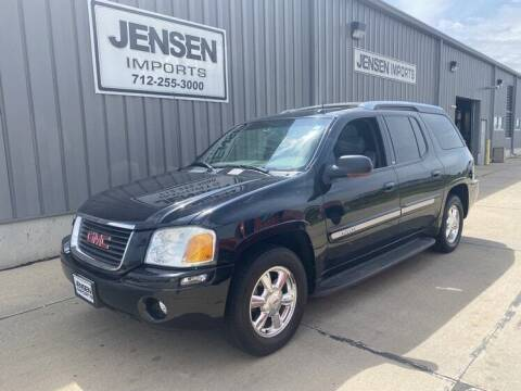 2004 GMC Envoy XUV for sale at Jensen's Dealerships in Sioux City IA