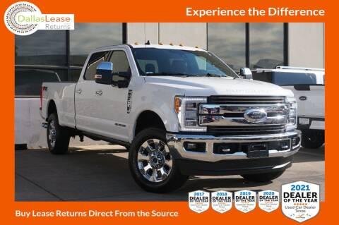 2019 Ford F-350 Super Duty for sale at Dallas Auto Finance in Dallas TX