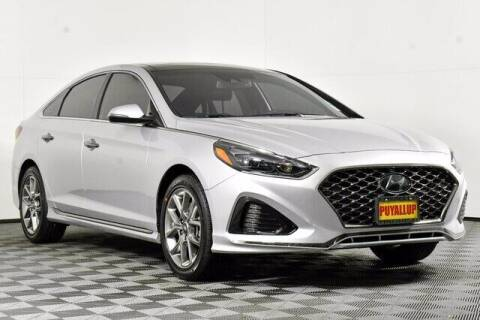 2018 Hyundai Sonata for sale at Chevrolet Buick GMC of Puyallup in Puyallup WA