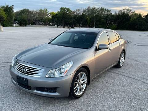 2008 Infiniti G35 for sale at Central Motor Company in Austin TX