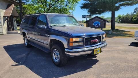 1999 GMC Suburban for sale at Shores Auto in Lakeland Shores MN