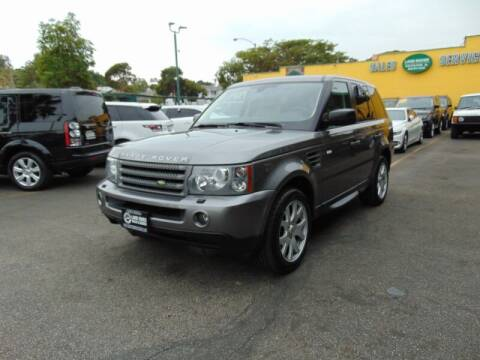 2009 Land Rover Range Rover Sport for sale at Santa Monica Suvs in Santa Monica CA