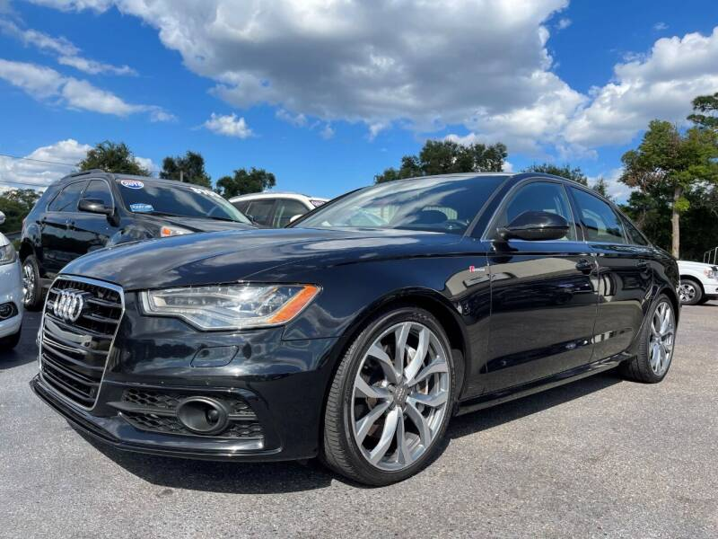 2013 Audi A6 for sale at Upfront Automotive Group in Debary FL