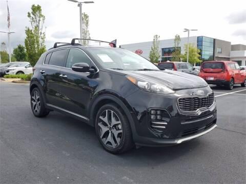 2018 Kia Sportage for sale at Southern Auto Solutions - Lou Sobh Kia in Marietta GA
