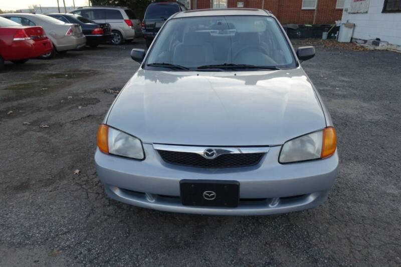2000 Mazda Protege for sale in Salisbury, NC