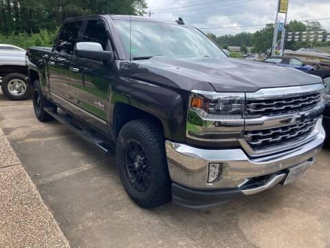 2016 Chevrolet Silverado 1500 for sale at Peppard Autoplex in Nacogdoches TX