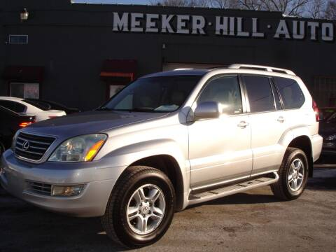 2007 Lexus GX 470 for sale at Meeker Hill Auto Sales in Germantown WI