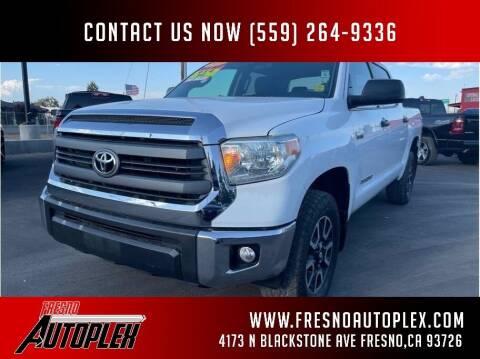 2014 Toyota Tundra for sale at Carros Usados Fresno in Clovis CA