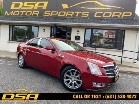 2009 Cadillac CTS for sale at DSA Motor Sports Corp in Commack NY