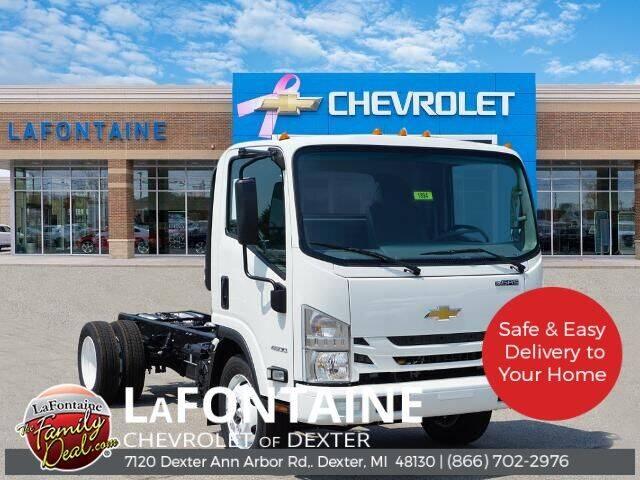 2021 Chevrolet 4500 LCF for sale in Dexter, MI
