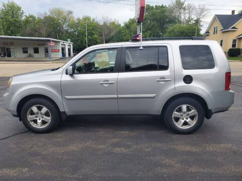 2010 Honda Pilot for sale at Deals on Wheels in Oshkosh WI