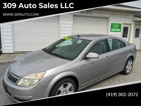 2008 Saturn Aura for sale at 309 Auto Sales LLC in Harrod OH