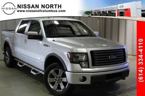 2011 Ford F-150 for sale at Auto Center of Columbus in Columbus OH