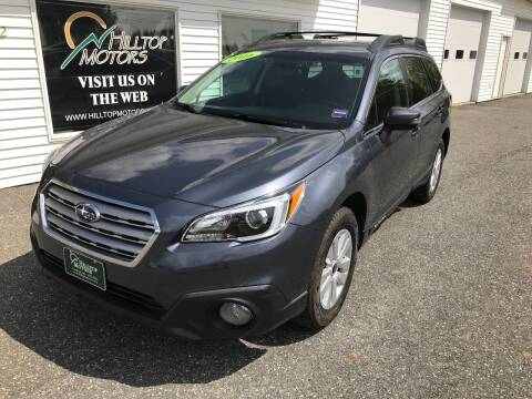 2016 Subaru Outback for sale at HILLTOP MOTORS INC in Caribou ME