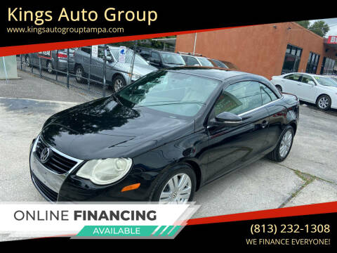 2010 Volkswagen Eos for sale at Kings Auto Group in Tampa FL