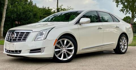 2013 Cadillac XTS for sale at Texas Auto Corporation in Houston TX