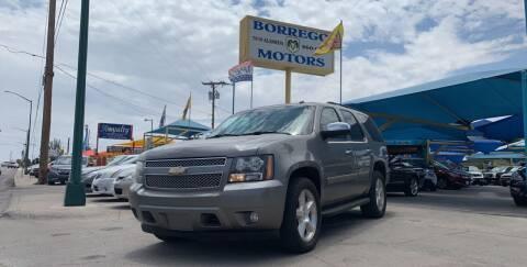 2007 Chevrolet Tahoe for sale at Borrego Motors in El Paso TX