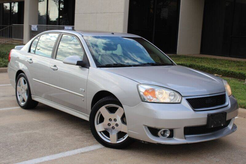 2006 Chevrolet Malibu for sale at DFW Universal Auto in Dallas TX