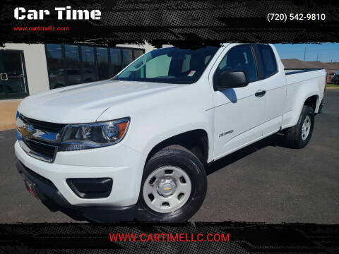 2016 Chevrolet Colorado for sale at Car Time in Denver CO
