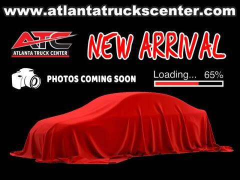 2014 Nissan Armada for sale at ATLANTA TRUCK CENTER LLC in Brookhaven GA