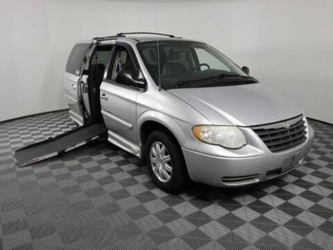2006 Chrysler Town and Country for sale at AMS Vans in Tucker GA