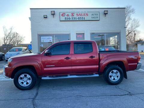 2008 Toyota Tacoma for sale at C & S SALES in Belton MO