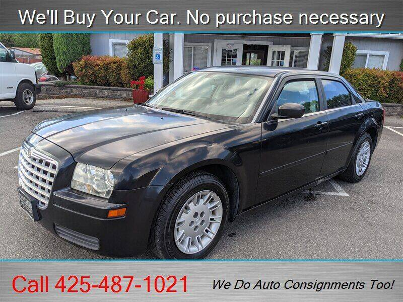 2006 Chrysler 300 for sale at Platinum Autos in Woodinville WA
