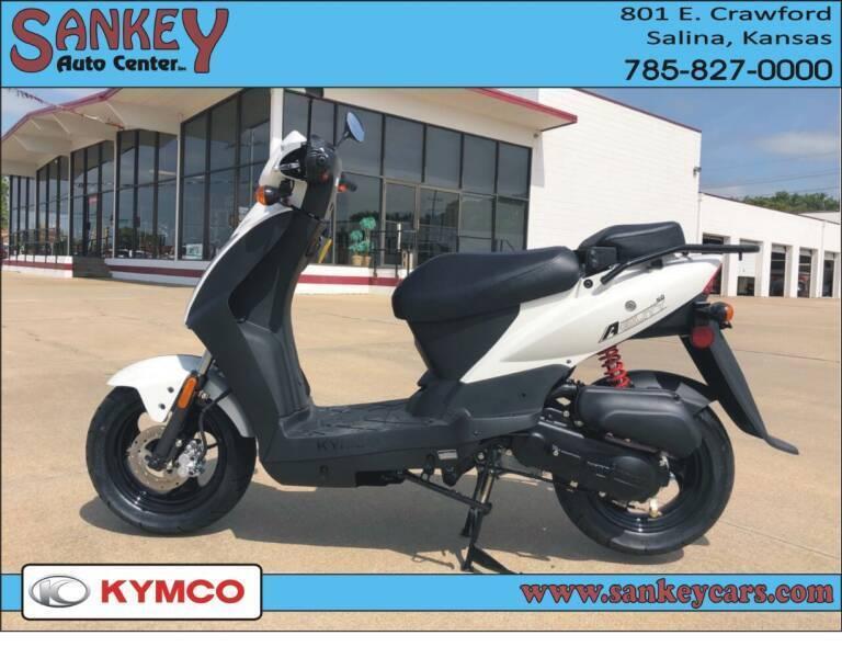 2020 Kymco Agility 50 for sale at Sankey Auto Center, Inc in Salina KS