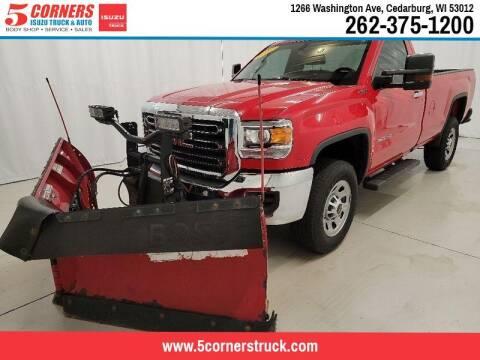 2017 GMC Sierra 3500HD for sale at 5 Corners Isuzu Truck & Auto in Cedarburg WI