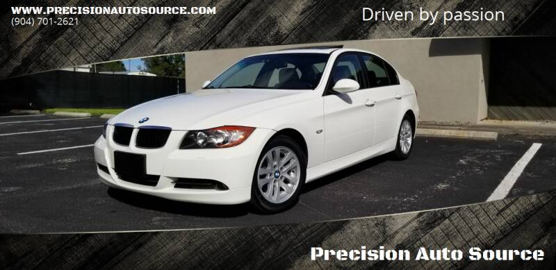 2006 BMW 3 Series for sale at Precision Auto Source in Jacksonville FL