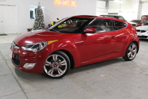 2012 Hyundai Veloster for sale at R n B Cars Inc. in Denver CO