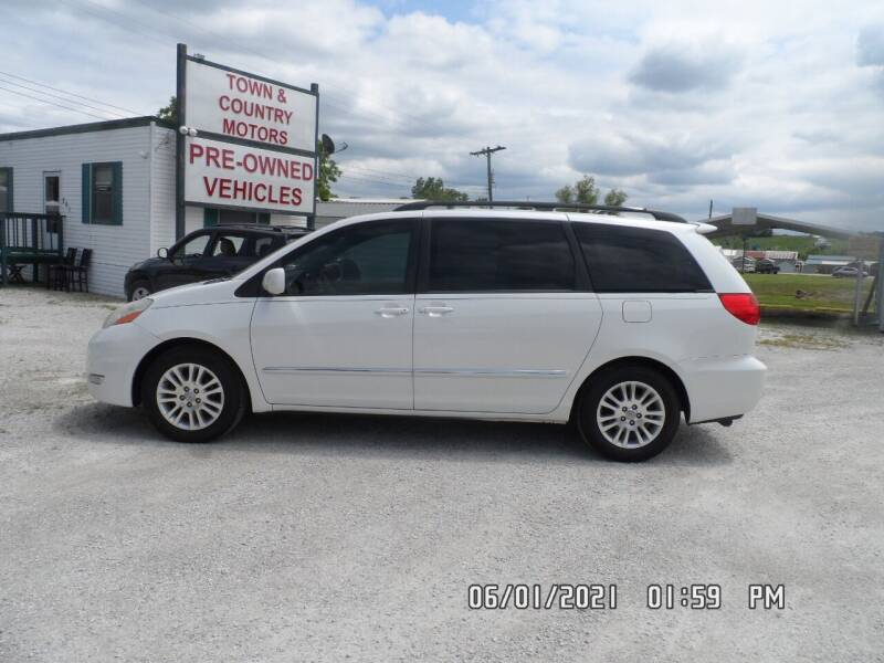 2010 Toyota Sienna for sale at Town and Country Motors in Warsaw MO