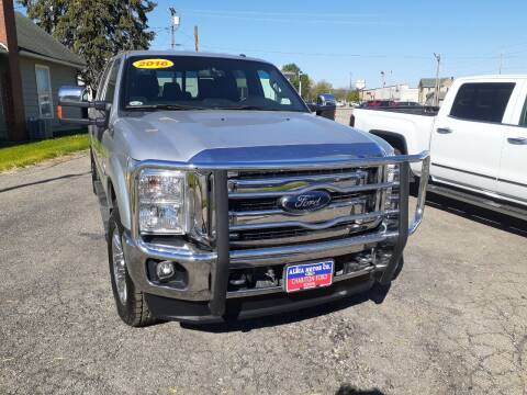 2016 Ford F-350 Super Duty for sale at Albia Motor Co in Albia IA