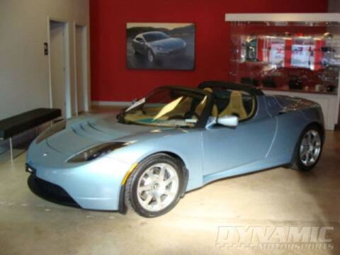 2010 Tesla Roadster for sale at SW Dynamic Motorsports in Garland TX
