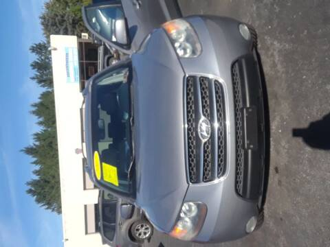 2007 Hyundai Santa Fe for sale at Dun Rite Car Sales in Downingtown PA