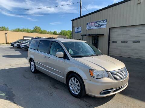 2014 Chrysler Town and Country for sale at EMH Imports LLC in Monroe NC