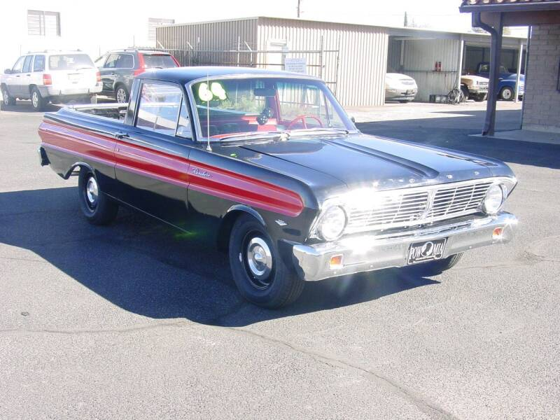 1964 Ford Ranchero for sale at Suburban Motors in Tucson AZ