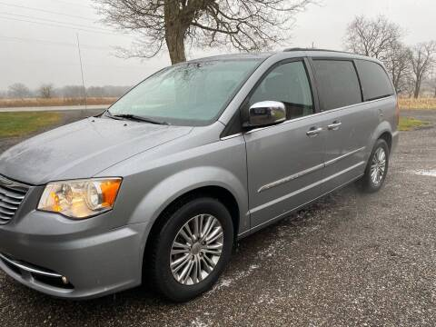 2013 Chrysler Town and Country for sale at Southern Auto Sales in Clinton MI